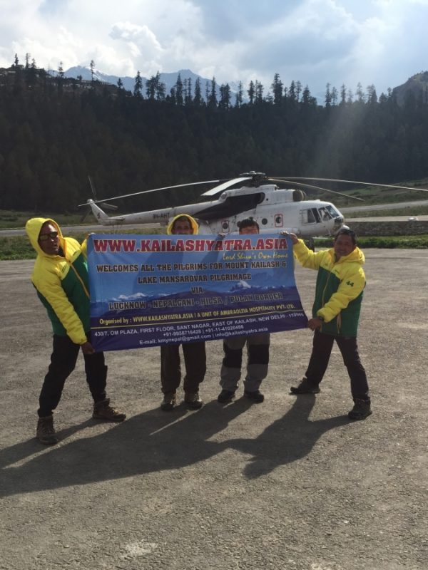Kailash Mansarovar Yatra 2019 Enroute Destinations by Helicopter & Overland